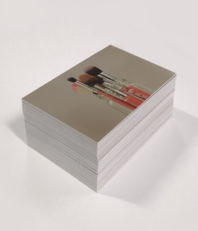 600 Micron Hi-Bulk Uncoated Business Cards