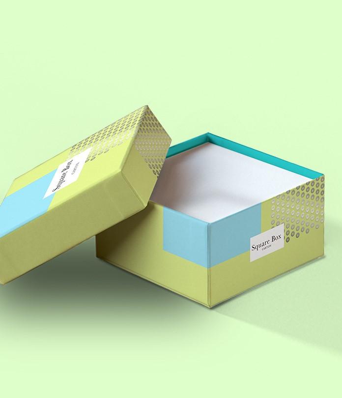 Box - Lid & Base