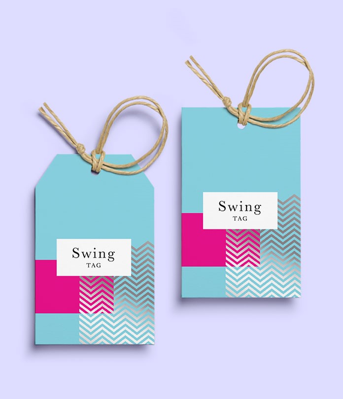 Swing Tags (600 micron Hi-Bulk Uncoated)
