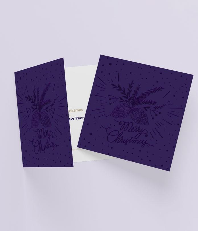 Scodix Sense Greeting Cards