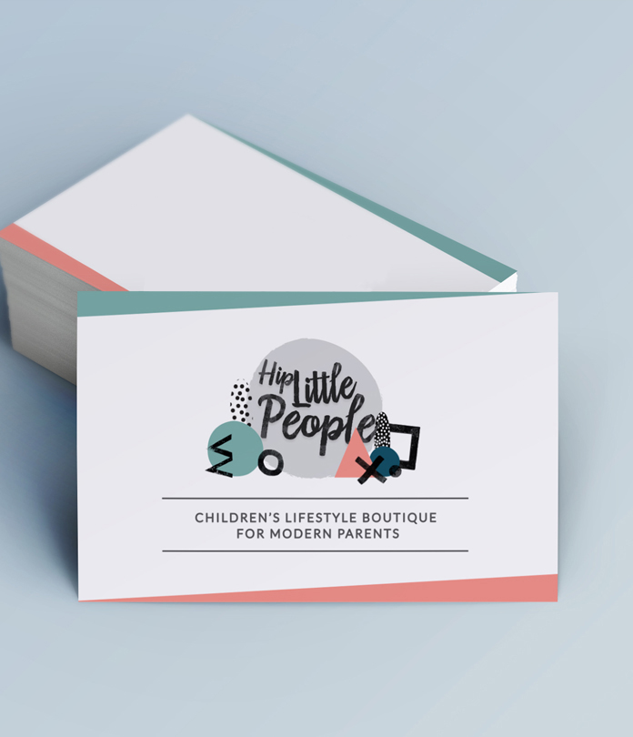 350gsm Pulp Business Cards