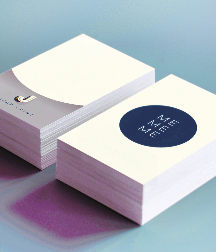 Showcase Business Cards