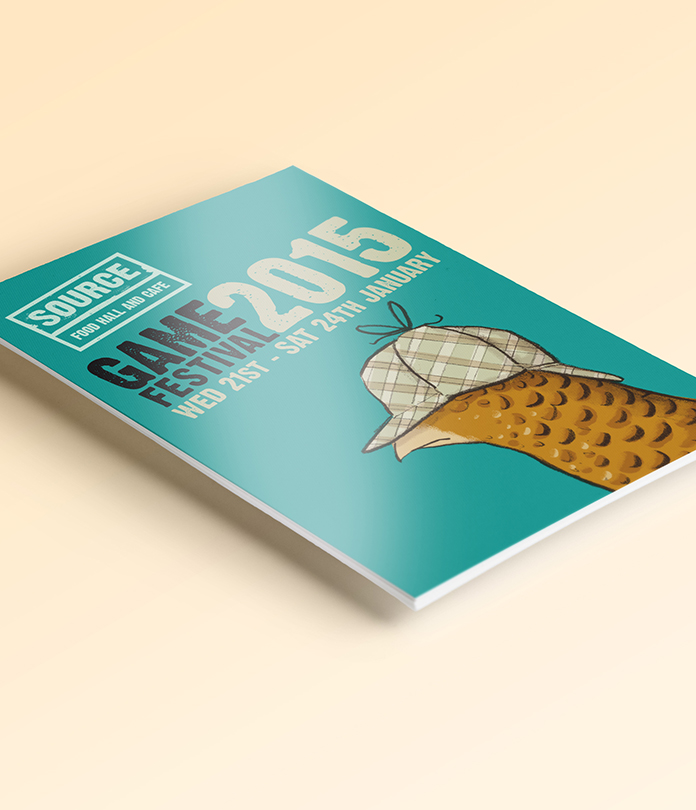 150gsm Gloss Leaflets